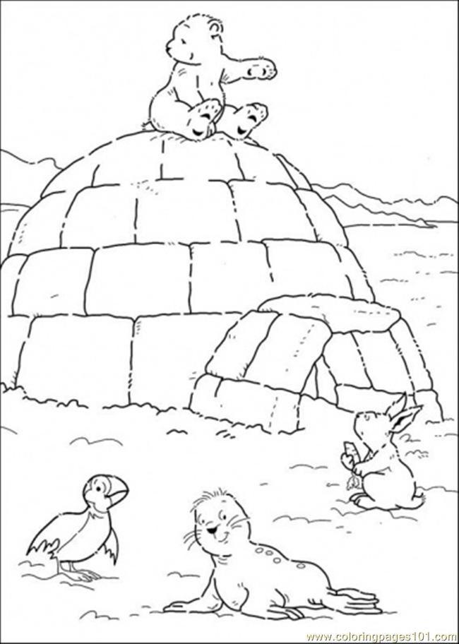 The polar express coloring pages az coloring pages for Polar express color pages
