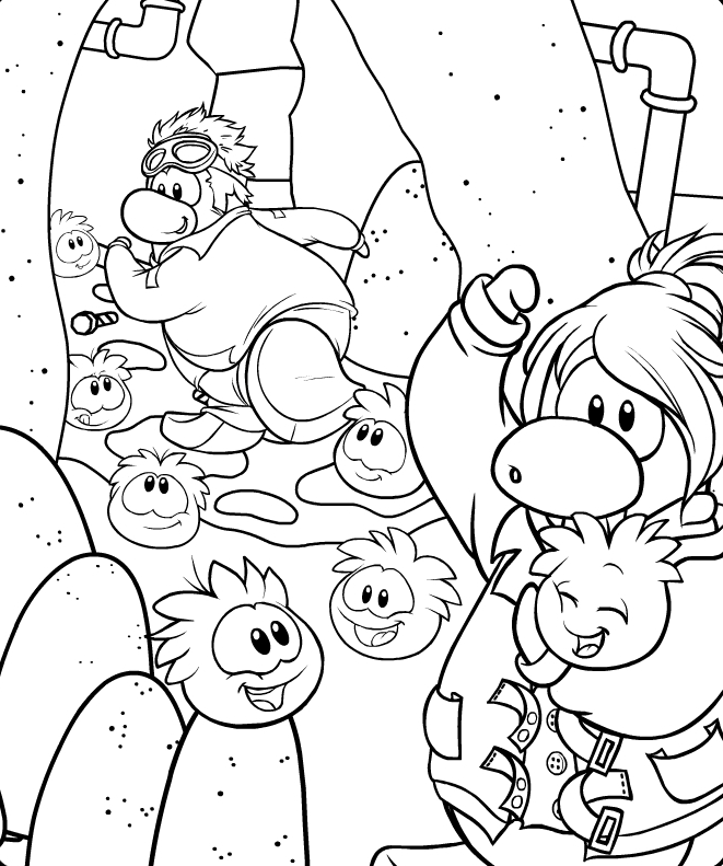 A Yellow Jacket Coloring Pages