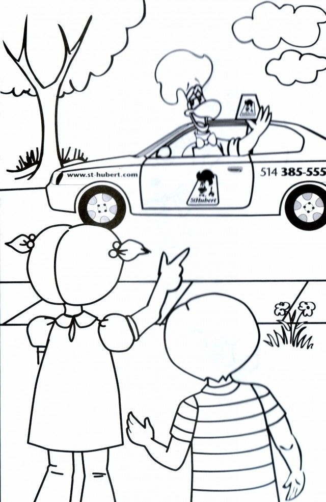 Danger Coloring Pages Stranger Danger Coloring Pages