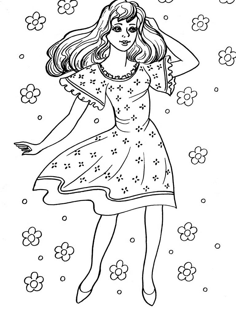 American girls coloring pages coloring home for Free american girl coloring pages