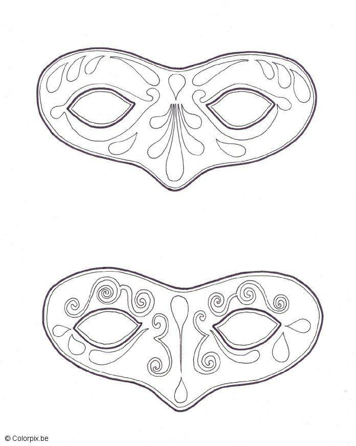 MARDI GRAS COLORING BOOK PAGES Â« ONLINE COLORING