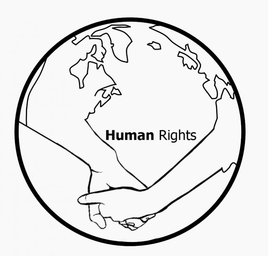Human Rights Coloring Pages Coloring Home