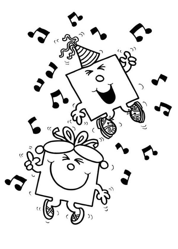 mr men little miss coloring pages | Mr Men And Litltle Miss Coloring Pages - Coloring Home