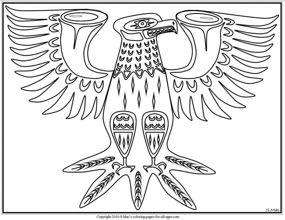 coloring pages cherokee indians - photo#3