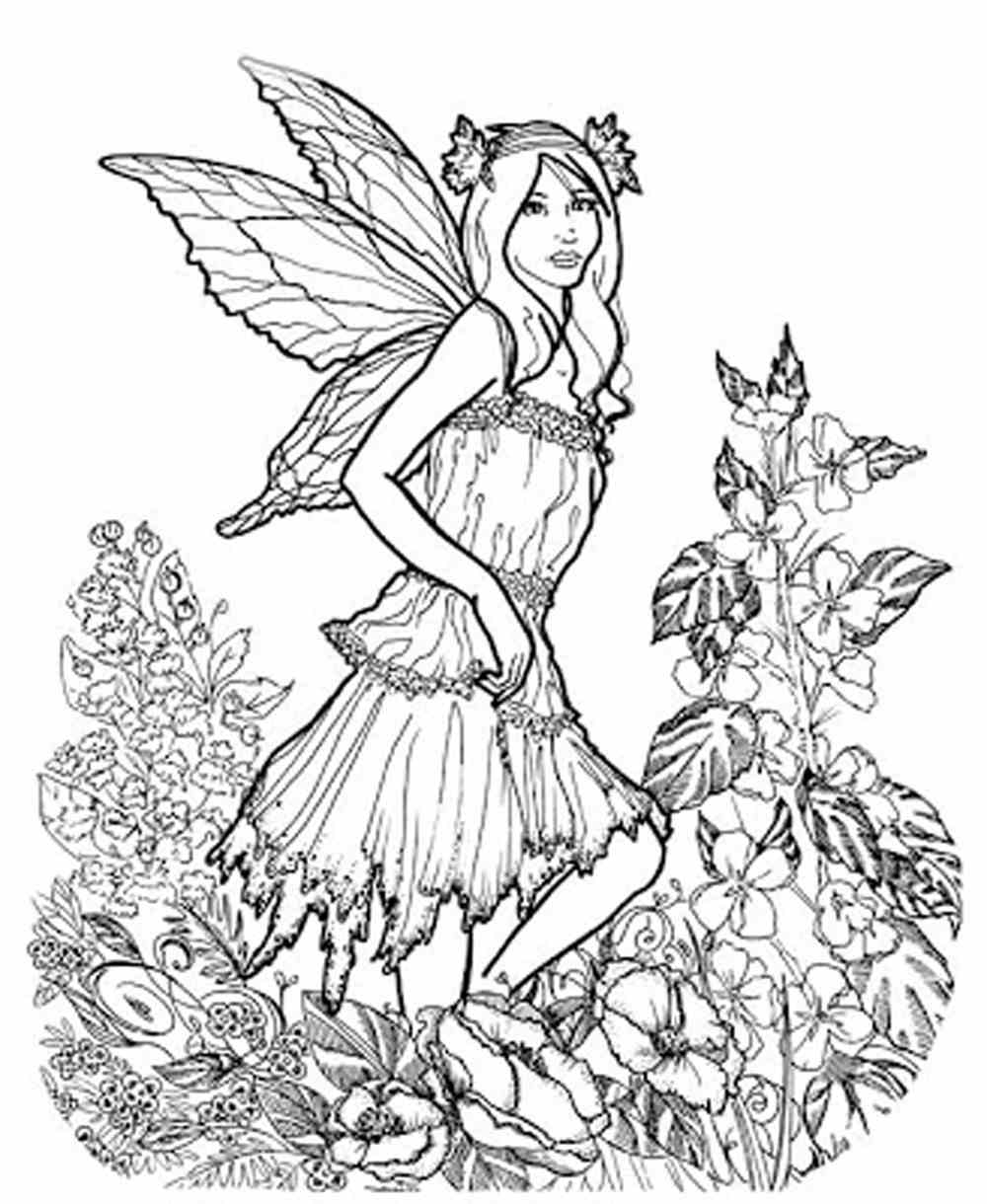 celtic faerie coloring pages coloring pages for all ages - Celtic Pictures To Colour