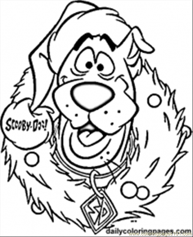 Christmas Printable - Coloring Pages for Kids and for Adults