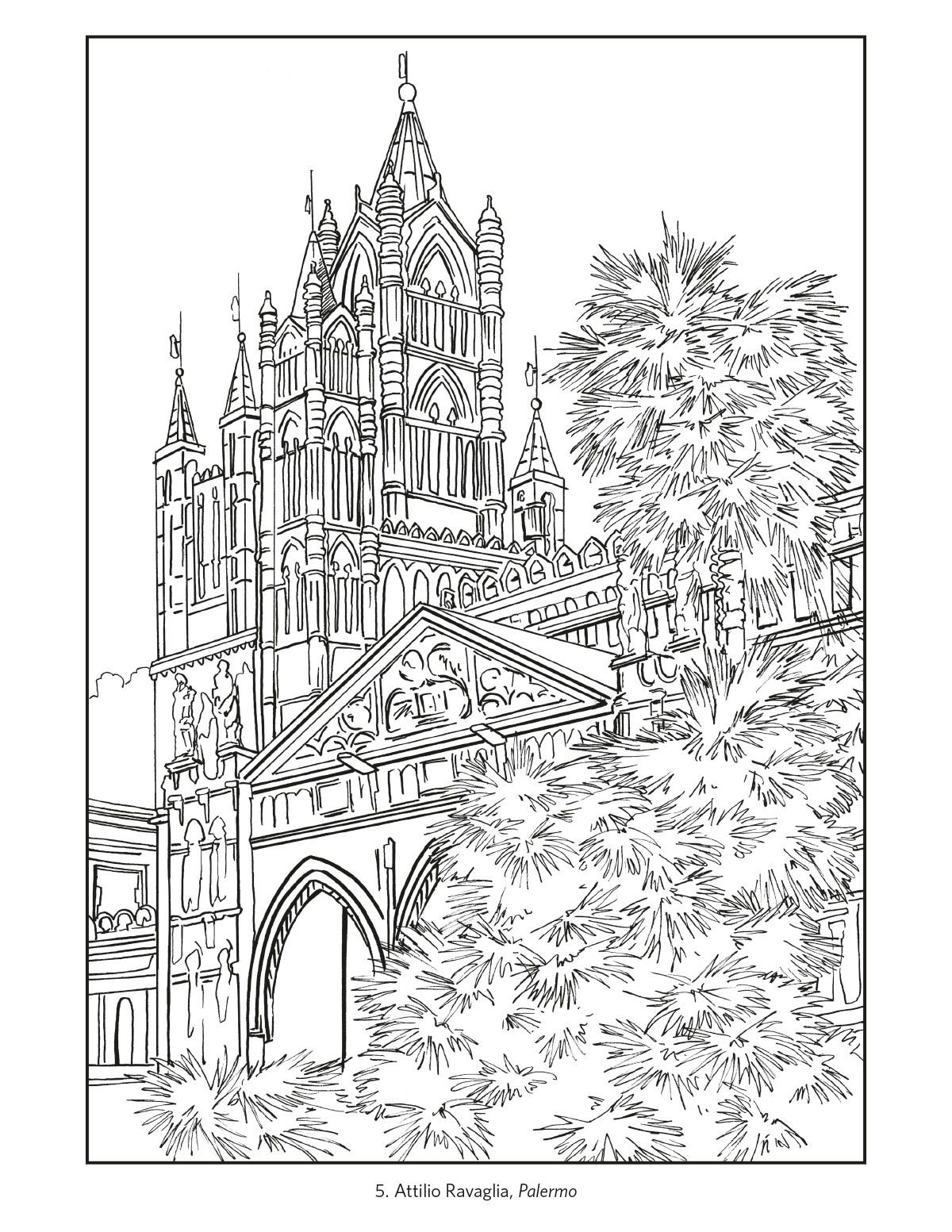 italy coloring pages - photo#13