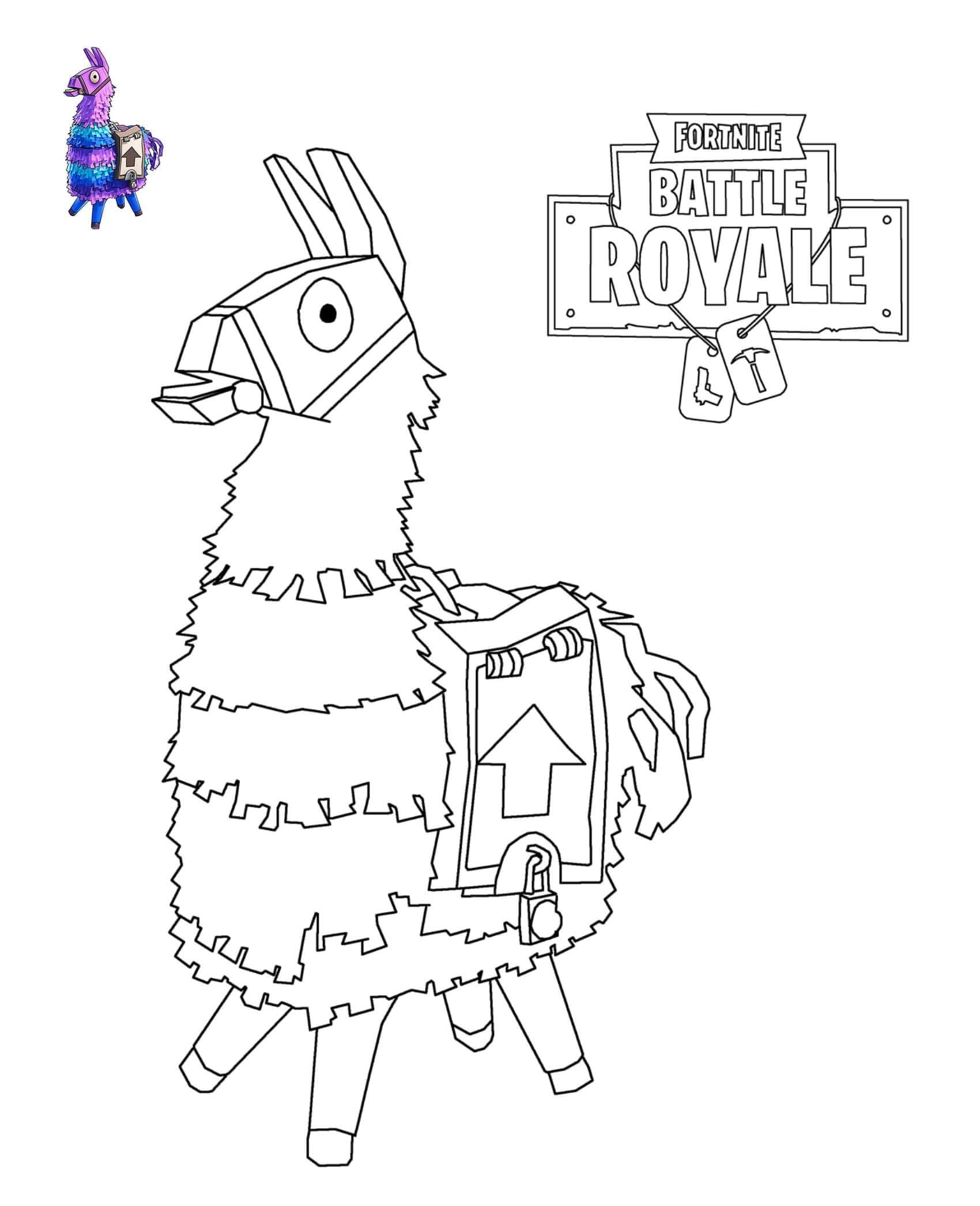 Coloring Pages : Coloring Pages Fortnite Print Heroes From ...
