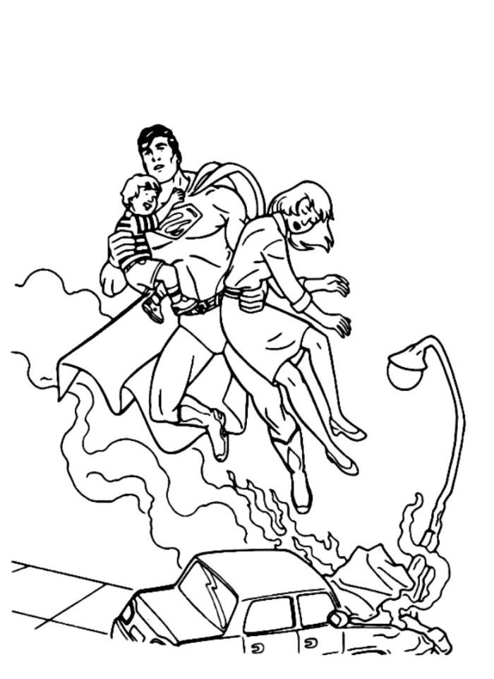 Man of steel coloring pages coloring home for Man of steel coloring pages