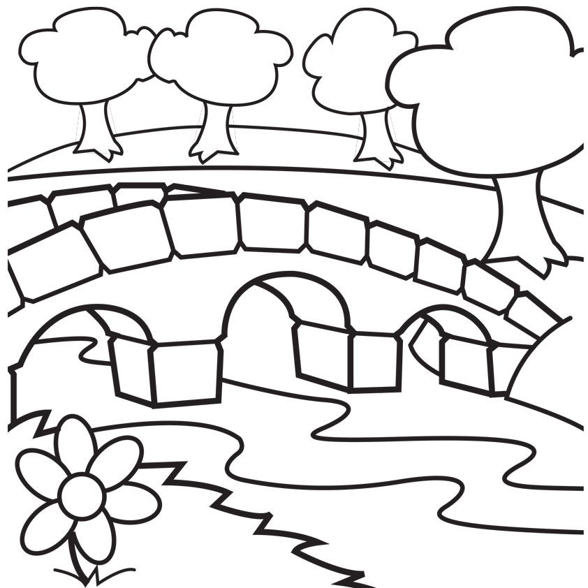 log cabin coloring pages - photo#28