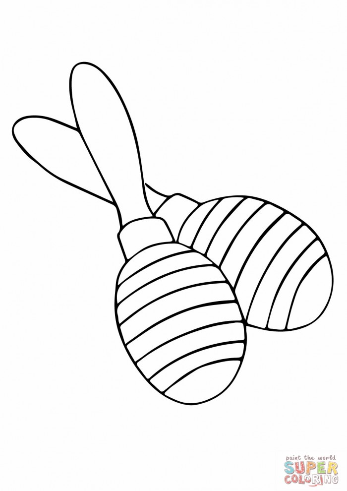 maracas coloring pages kids - photo#16
