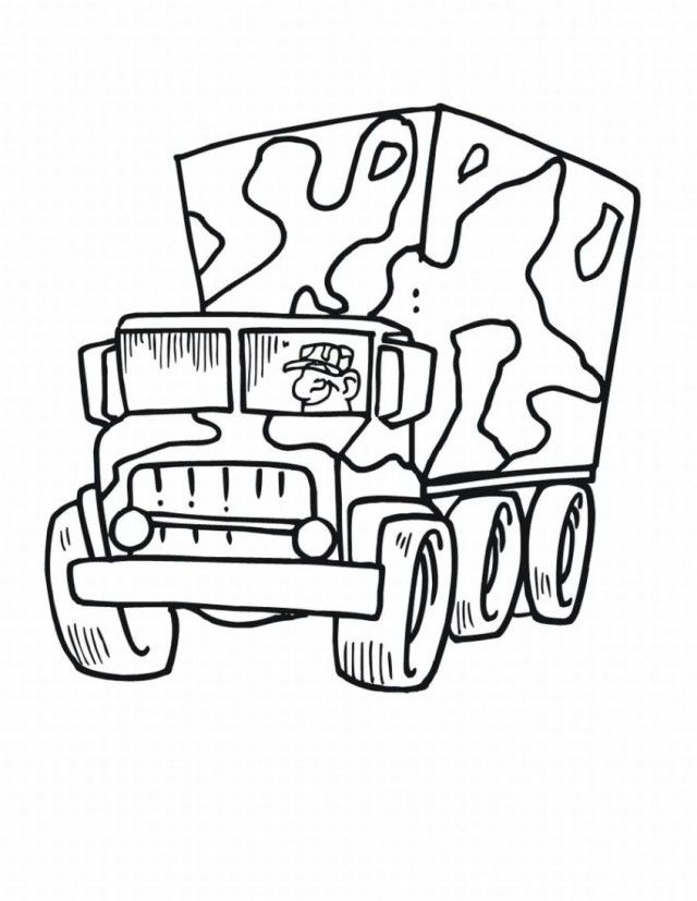 Military Coloring Pages Miakenasnet