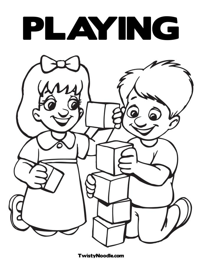 nicktoon coloring pages - photo#31