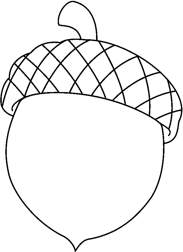 acorn coloring page acorn coloring pages for kids az coloring pages