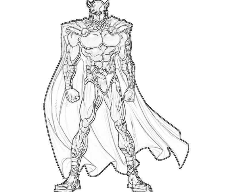 Prodigy Coloring Pages Coloring