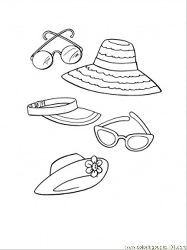 Goggles Coloring Pages 346 | Free Printable Coloring Pages