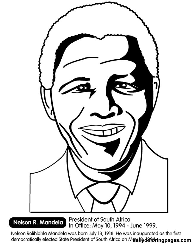 black history Colouring Pages (page 2)
