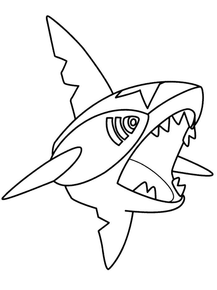 Pokemon Team Rocket AZ Coloring