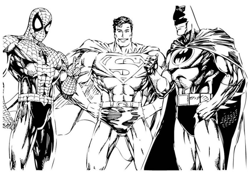 superhero coloring pages free coloring pages - Avengers Logo Coloring Pages