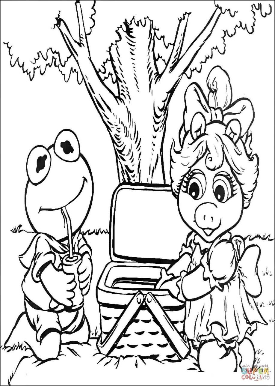 Picnic Ants Coloring Pages Teddy Bear Picnic Coloring Pages ...