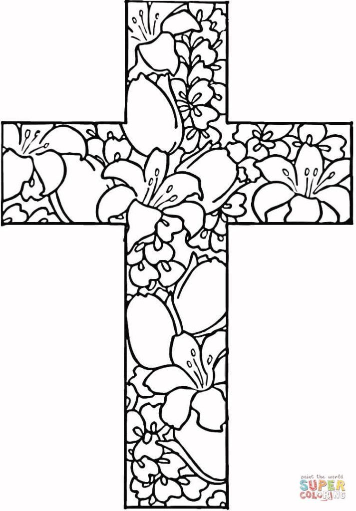 Coloring Pages: Religious Easter Coloring Pages Religious Coloring ...