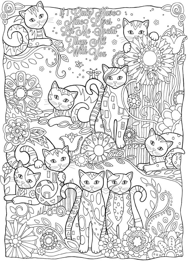 Adult Coloring Pages | Adult ...