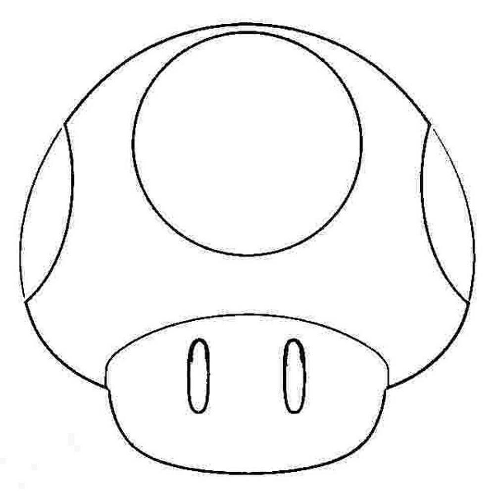 Super mario fire flower coloring pages coloring home for Free coloring pages mario