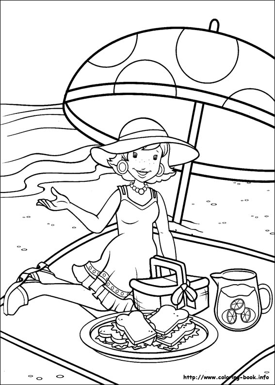 Holly hobbie coloring pages az coloring pages for Holly hobbie coloring pages