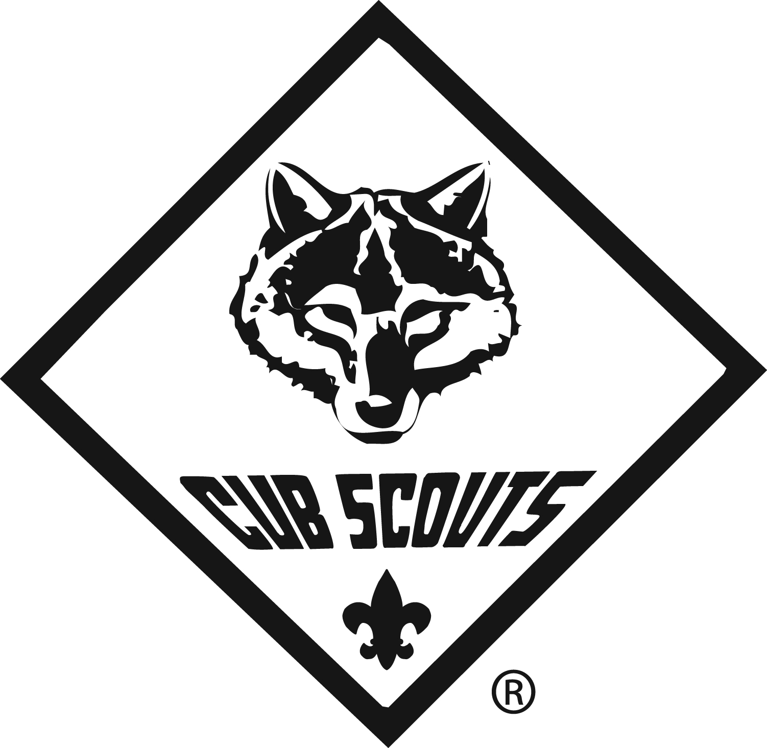 Image Result For Cub Scout Coloring Page Logo