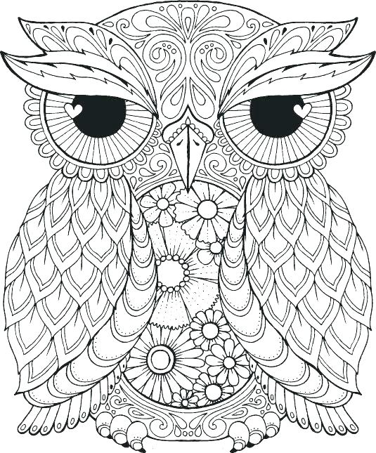 Mandala Animals Coloring Pages - Coloring Home