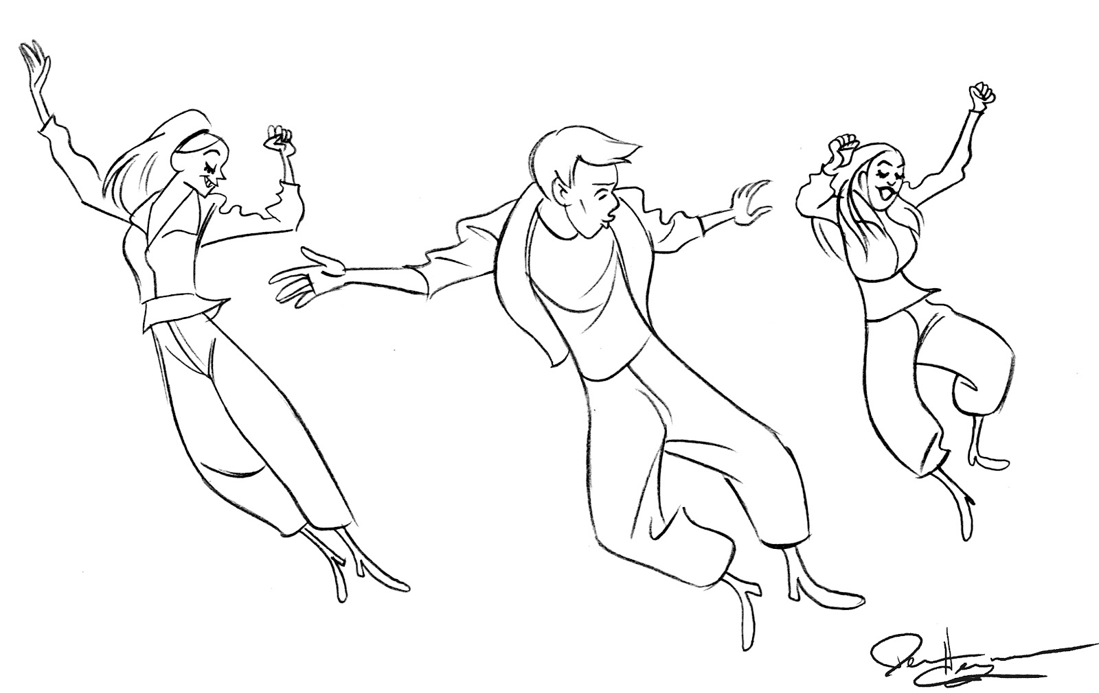 Dancer 35 Jobs Printable Coloring Pages Coloring Home