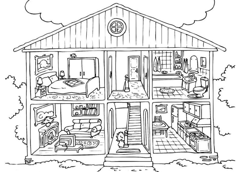 Home On The Prairie Coloring Pages Coloring Home House On The Prairie Coloring Pages