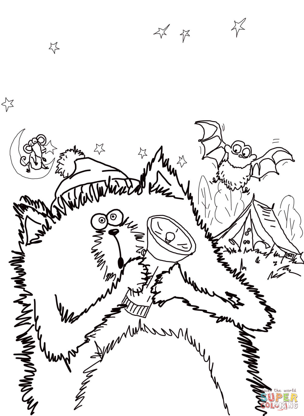 splats coloring pages - photo#5