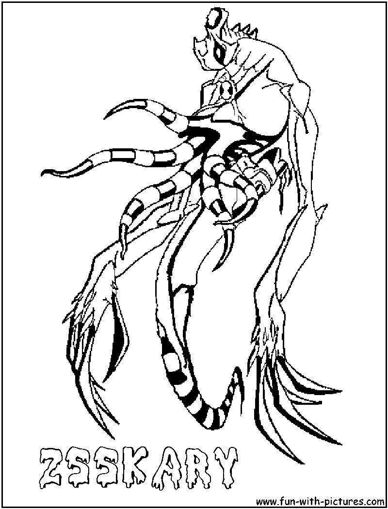 ben ten four arms coloring pages image four arms upgrade png ben
