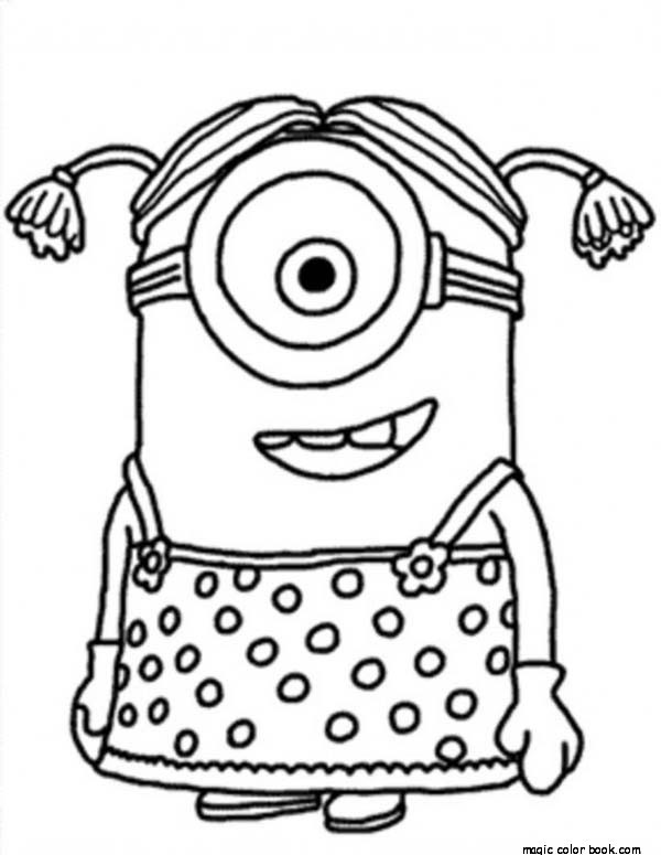 Printable Girl Coloring Pages - Coloring Home