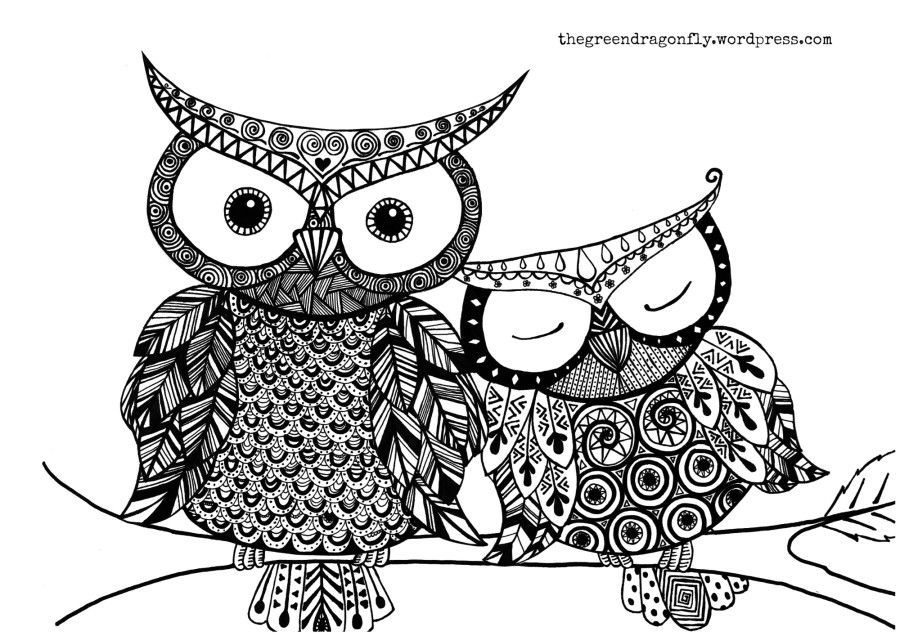 Printable 24 Animal Mandala Coloring Pages 8953