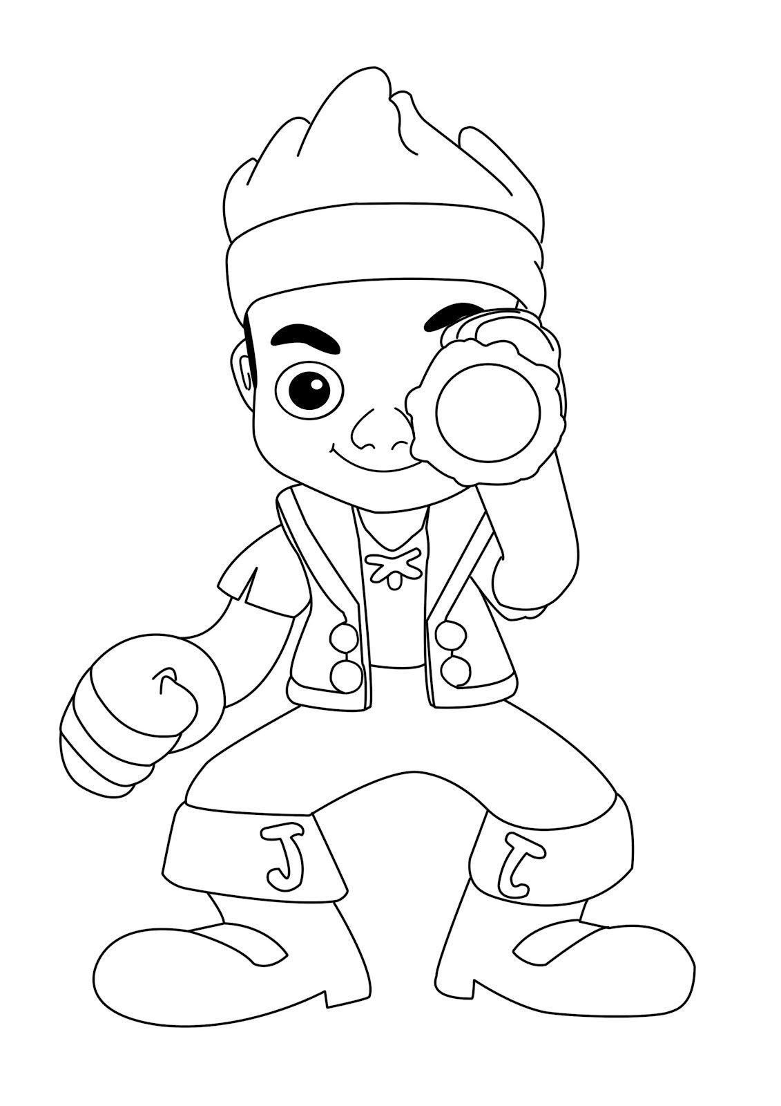 Captain Jake Coloring Pages How To Draw Shizuka Minamoto Kids N