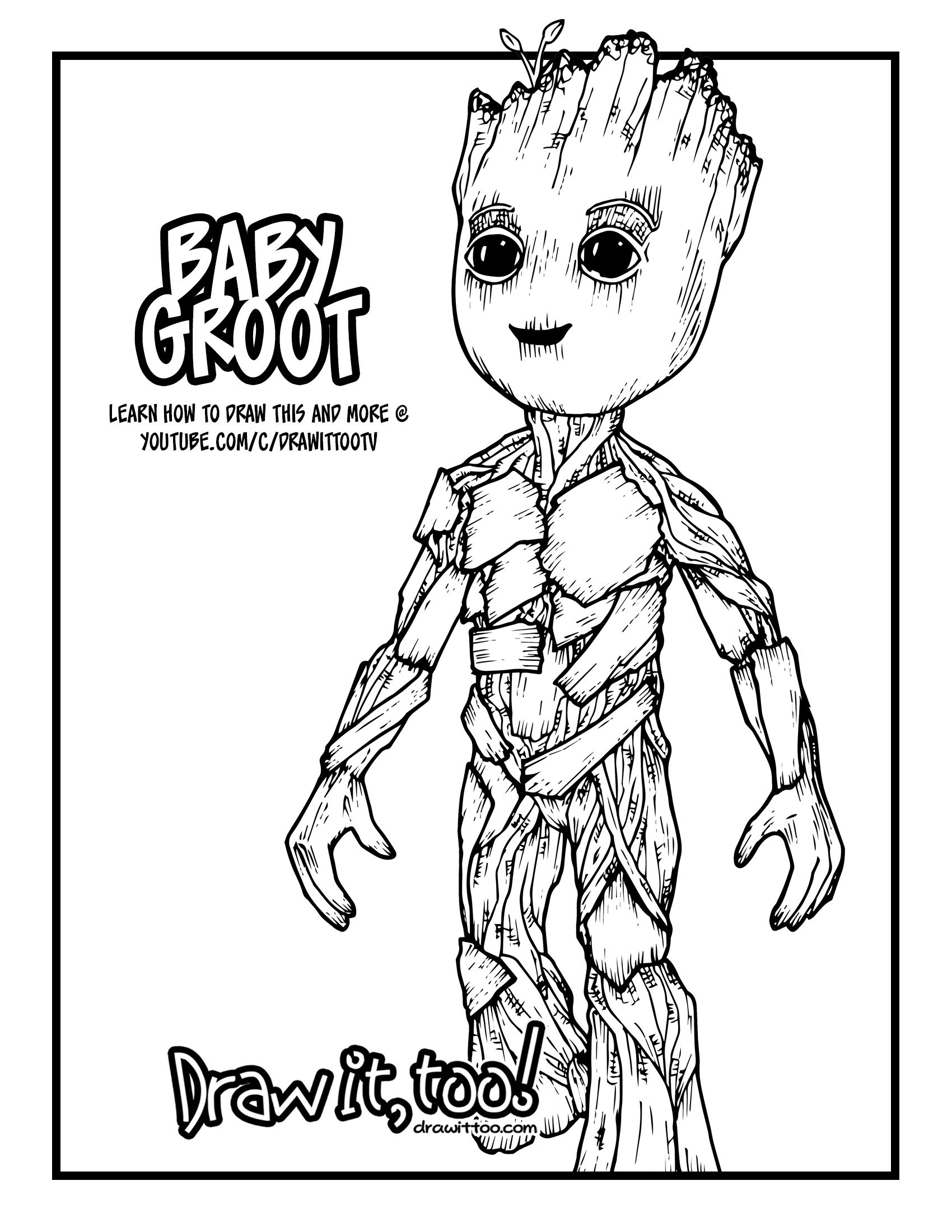 Guardians Of The Galaxy Baby Groot ...cute766.info
