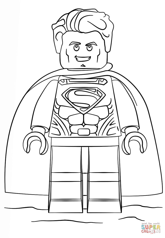 Лего раскраски для печати