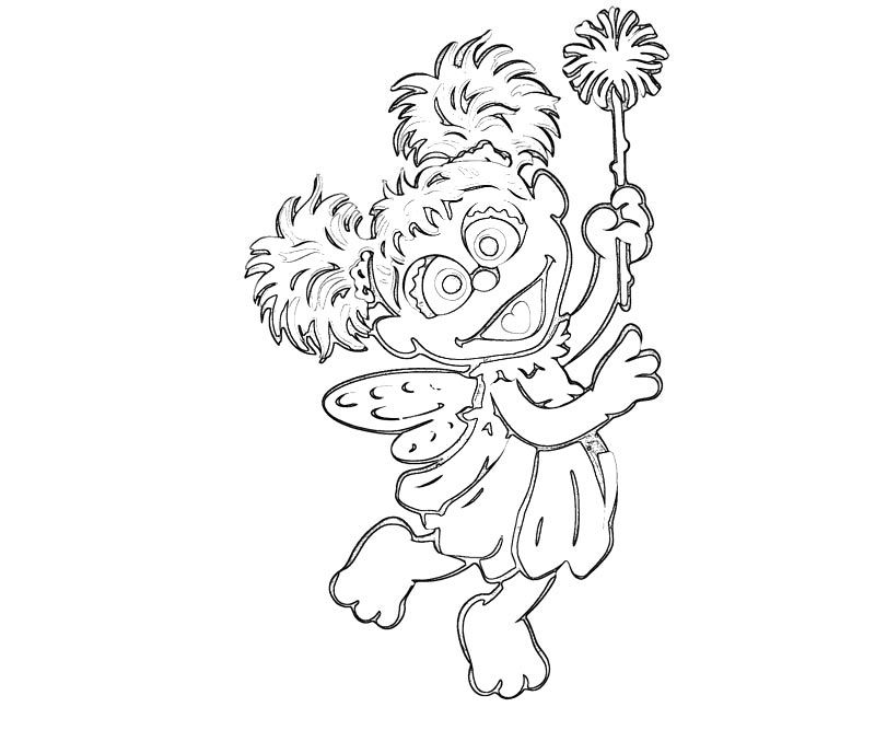 Free Printable Abby Cadabby Coloring Pages Coloring Home