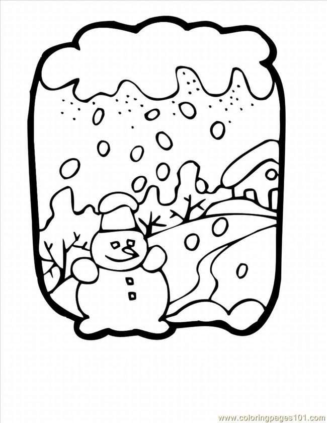 Coloring Pages Ble Winter Coloring Pages Lrg Sports Gt Winter