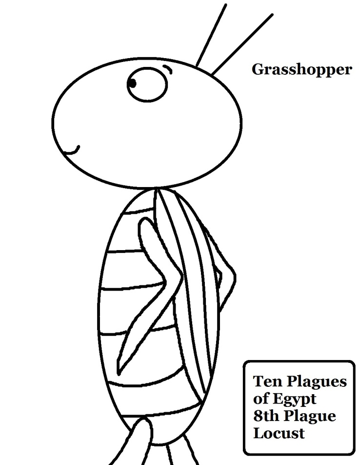 10 plagues coloring pages az coloring pages for 10 plagues coloring pages