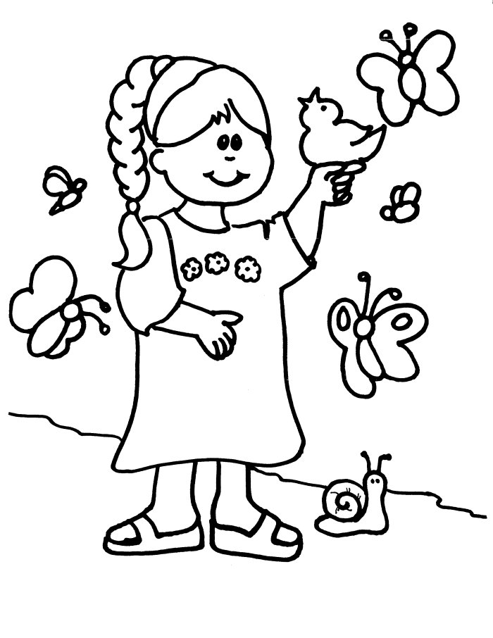 Outline Person Coloring Page Az Coloring Pages Coloring Page Person