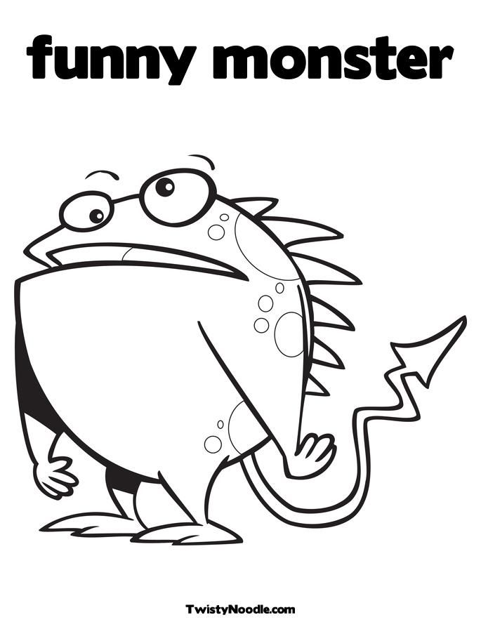 funnt face coloring pages - photo#44