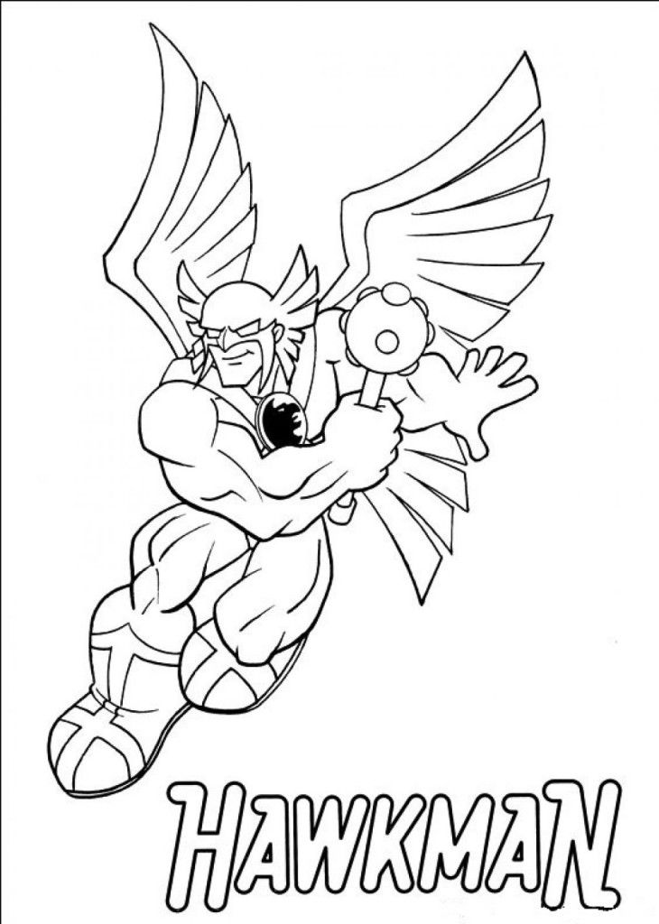 Online Superfriends St Coloring Pages For Kids   DeColoring