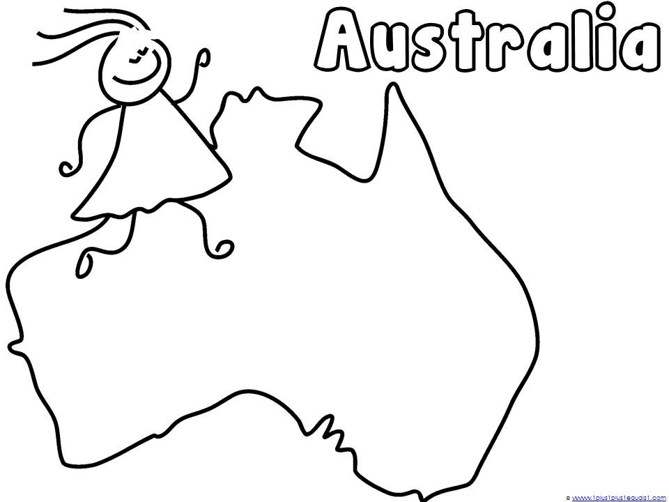 Printable Coloring Pages 7 Continents : Pictures Of Continents AZ Coloring Pages