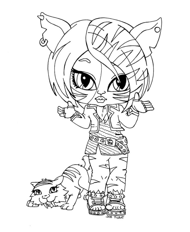 Cute Monster Coloring Pages Az Coloring Pages Baby High Colouring Pages