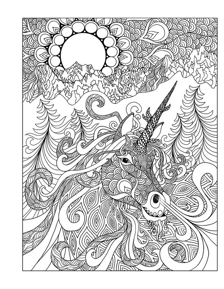 Stoked Coloring Pages