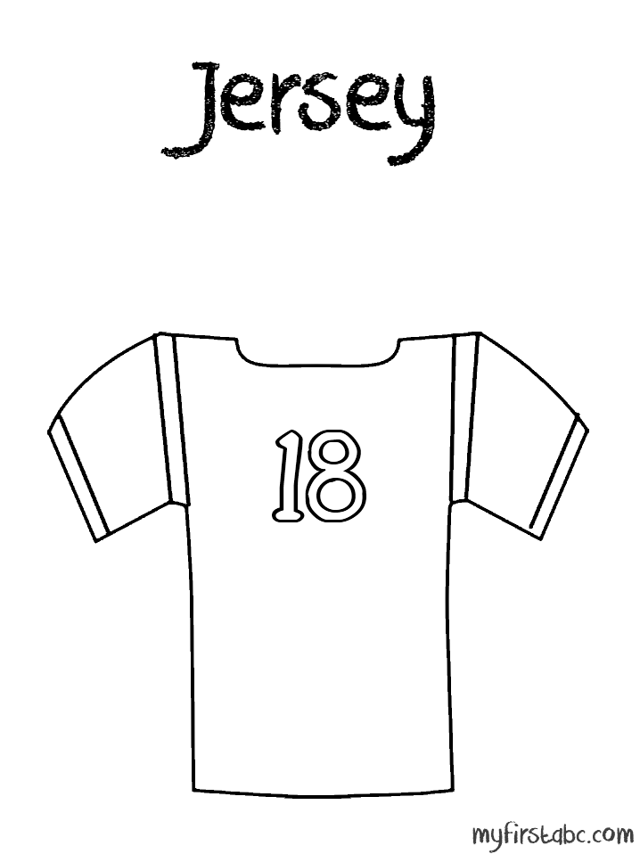 coloring pages sports messi jersey - photo#26