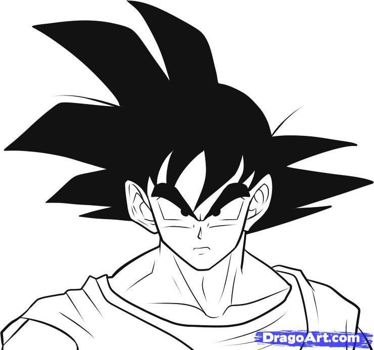 how to draw dragon ball z kai step by step dragon ball z